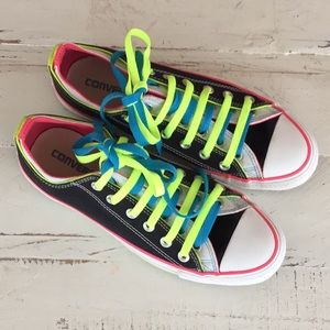 Converse All Star Multi Colored Unisex Shoes